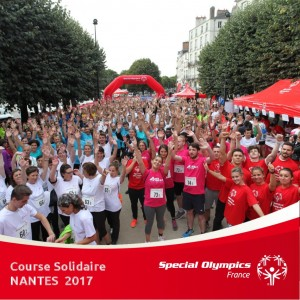 Course solidaire Nantes
